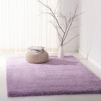 Safavieh California Cozy Plush Shag Lilac Rug - 8' x 10'