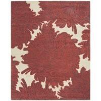 Safavieh Hand-Tufted Martha Stewart Modern & Contemporary Miso Wool Rug - 9' x 12'