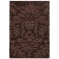 Safavieh Hand-Hooked Total Performance Traditional Chocolate Rug - 2' X 3'