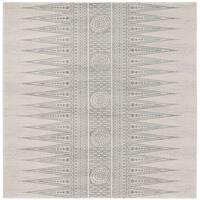 Safavieh Evoke Vintage Ivory / Silver Rug - 7' Square