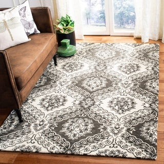 Safavieh Handmade Blossom Tennessee Modern Floral Wool Rug