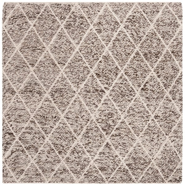 Safavieh Hand-Woven Natura Southwestern Ivory / Stone Wool Rug