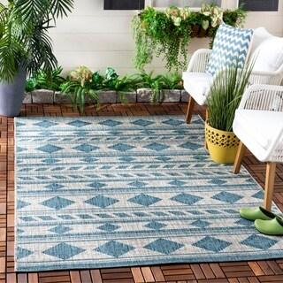 Safavieh Courtyard Mimi Indoor/ Outdoor Rug
