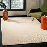 Safavieh Natural Fiber Modern & Contemporary Ivory / Light Beige Sisal Rug - 5' x 8'