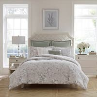 Laura Ashley Bridgette Bonus Comforter Set