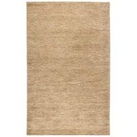 Rizzy Home Fifth Avenue Brown Handmade Wool Area Rug - 10' x 13'