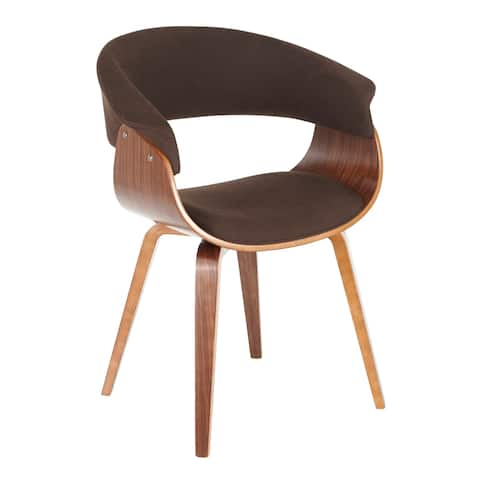 Carson Carrington Falsterbo Mid-century Modern Bent Wood Chair
