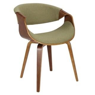 Carson Carrington Jolanki Cross Frame Dining/Accent Chair