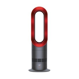 Dyson Hot+Cool Jet Focus AM09 (Iron/Red) - Refurbished