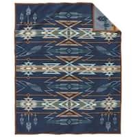 Pendleton Starwatchers Blanket - Blue/Multi/Gold