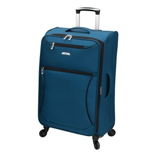 Leisure Vector 26-inch Expandable Spinner Suitcase (2 options available)