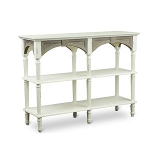 Urban Designs Touraine Wood Traditional French Accent Console Drapier