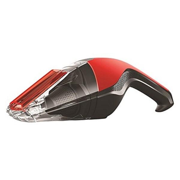 Dirt Devil BD30010 Quick Flip 8 V Handheld Vacuum Cleaner Lithium Cordless Red Hand Vacuum