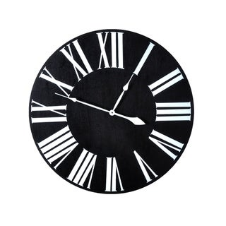 Oversized Alexander Farmhouse Wall Clock
