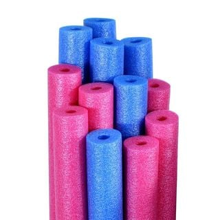 Shop Robelle Big Boss Pool Noodles Blue Teal Purple And