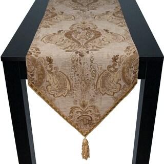 Sherry Kline Hornell 72-inch Luxury Table Runner - 12 x 72