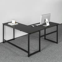 Urban L shaped Desk Large