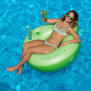 Swimline Margarita Ring Swimming Pool Float
