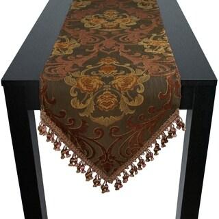 Sherry Kline Anderson 72-inch Luxury Table Runner. - 12 x 72