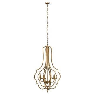 Valerio Nested Chandelier, 19.5x19.5x35 inches