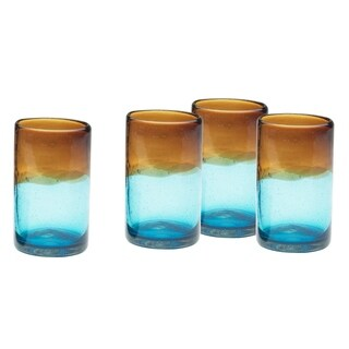 Monterey Collection Hiball Glass, Set of 4, 16 oz