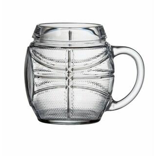 Basketball Mug, Set of 4, 20 oz