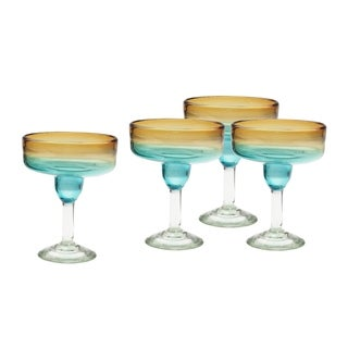 Monterey Collection Margarita Glass, Set of 4, 15 oz