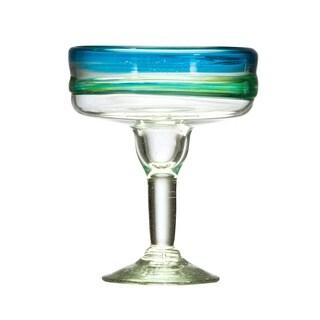 Del Mar Collection Margarita Glass, Set of 4, 15 oz