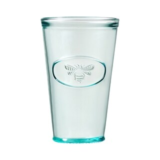 Bee Hiball Drinking Glass, Set of 6, 16 oz