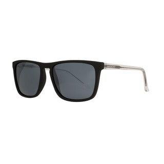 Anarchy Ricochet Black Frame with Polarized Lens Sunglasses