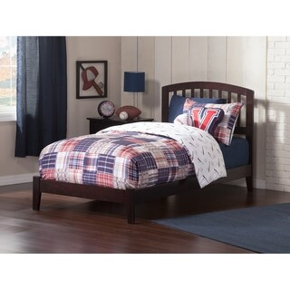 Richmond Twin Traditional Bed in Espresso