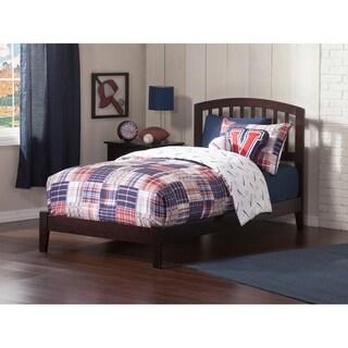 Richmond Twin XL Traditional Bed in Espresso