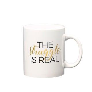 The Struggle Is Real Coffee Mug 32 oz