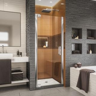 "DreamLine Elegance-LS 35 3/4 - 37 3/4 in. W x 72 in. H Frameless Pivot Shower Door - 35.75"" - 37.75"" W"