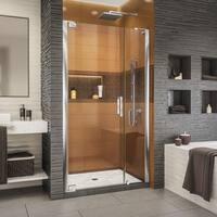 DreamLine Elegance-LS 44 - 46 in. W x 72 in. H Frameless Pivot Shower Door