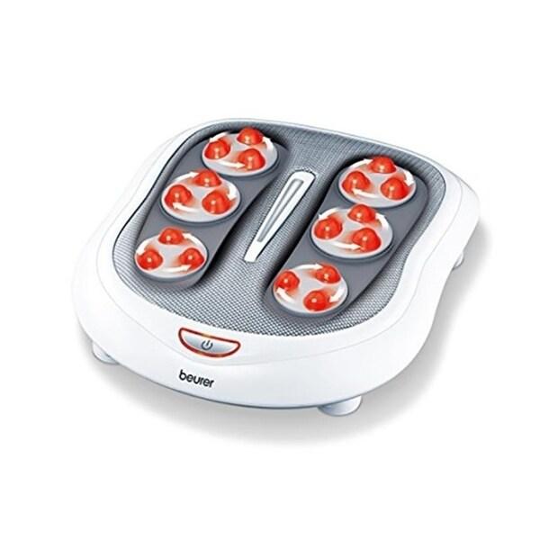 Beurer Shiatsu Deep Tissue Foot Massager, FM60 - White