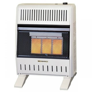ProCom Dual Fuel Ventless Infrared Heater - 20,000 BTU, Model# MNSD3TPA-BB