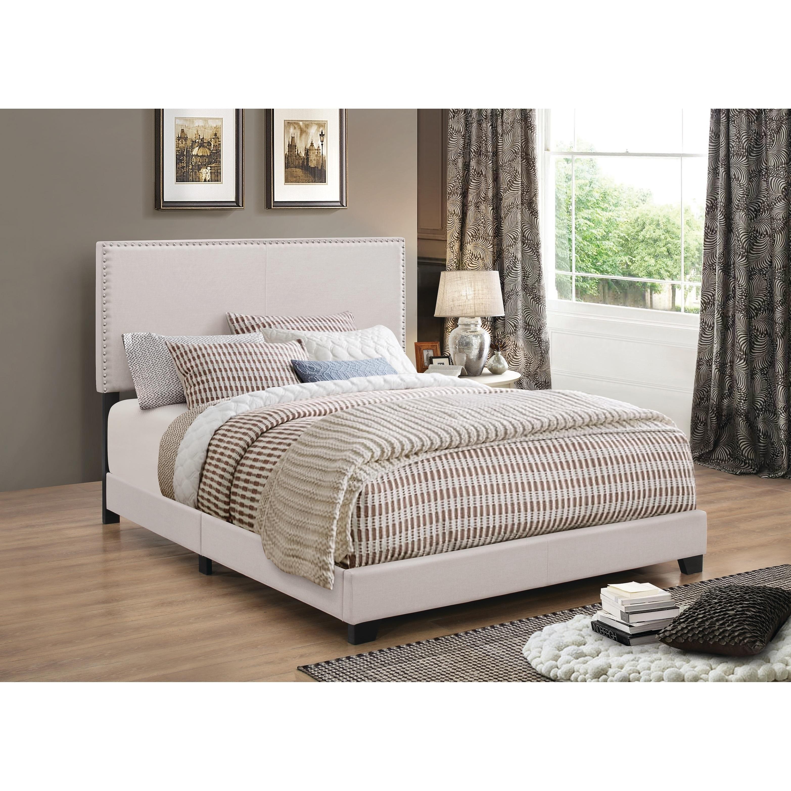 Boyd Upholstered Bed