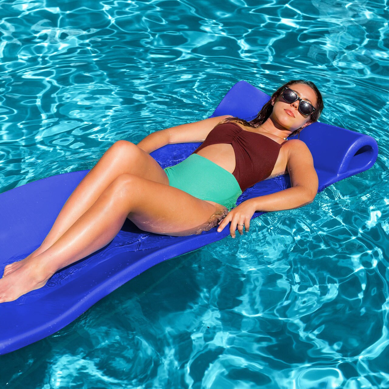 Pool Mate X-Large Foam Mattress Swimming Pool Float 34261956912   eBay