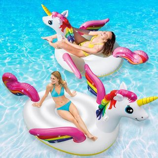 Intex Unicorn Combo Pack for Swimming Pools
