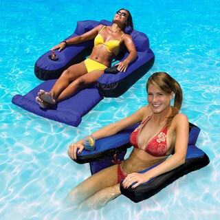 Swimline Popular Swimming Pool Float Combo Pack