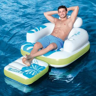 Bestway Tiki Time Lounger Swimming Pool Float (2 options available)