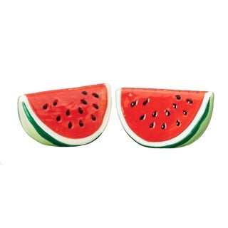 Season Watermelon Salt and Pepper Shakers, Set of 2