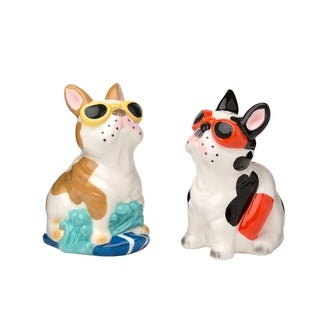 Frenchies Salt & Pepper Shakers, 3 oz