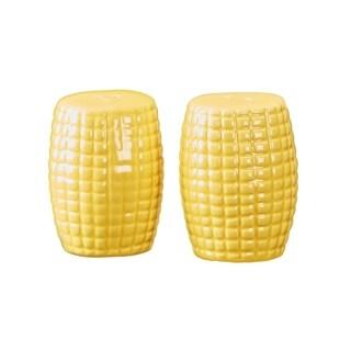 Season Corn Salt and Pepper Shakers, Set of 2