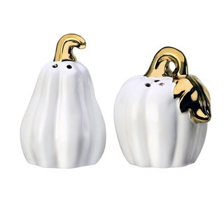 Season S&P 2PC Set Pumpkin White Gold