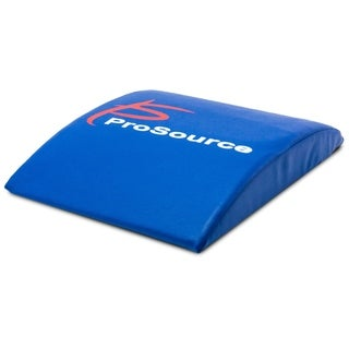 ProSource Abdominal AB Mat 15 x 12 High Density Core Trainer Support Pad - Blue