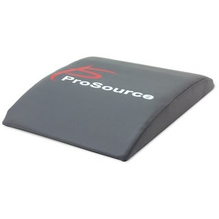 ProSource Abdominal AB Mat 15 x 12 High Density Core Trainer Support Pad - Grey