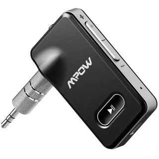 Mpow Bluetooth Receiver Portable Wireless Audio Adapter Car Kit