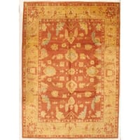 "Pasargad NY Original Turkish Oushak Design Rug - 8'9"" X 12'4"